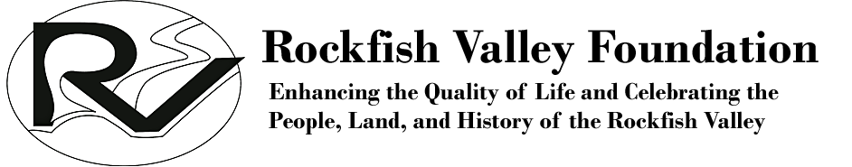 The Rockfish Valley Foundation: As Big As All Outdoors